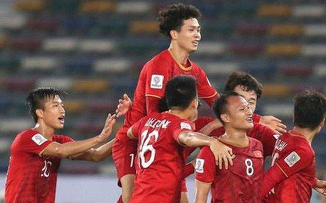 Đội tuyển Việt Nam sẽ ra sân với đội hình mạnh nhất trong trận Tứ kết Asian Cup 2019. Ảnh: Thethao