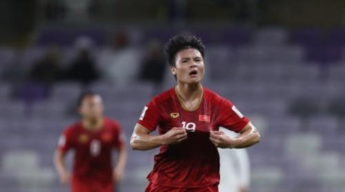 Quang Hải đóng vai trò cực kỳ quan trọng trong lối chơi của tuyển Việt Nam