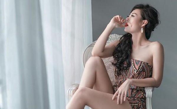 Diễn viên Thanh Hương lấy chồng từ thuở đôi mươi.