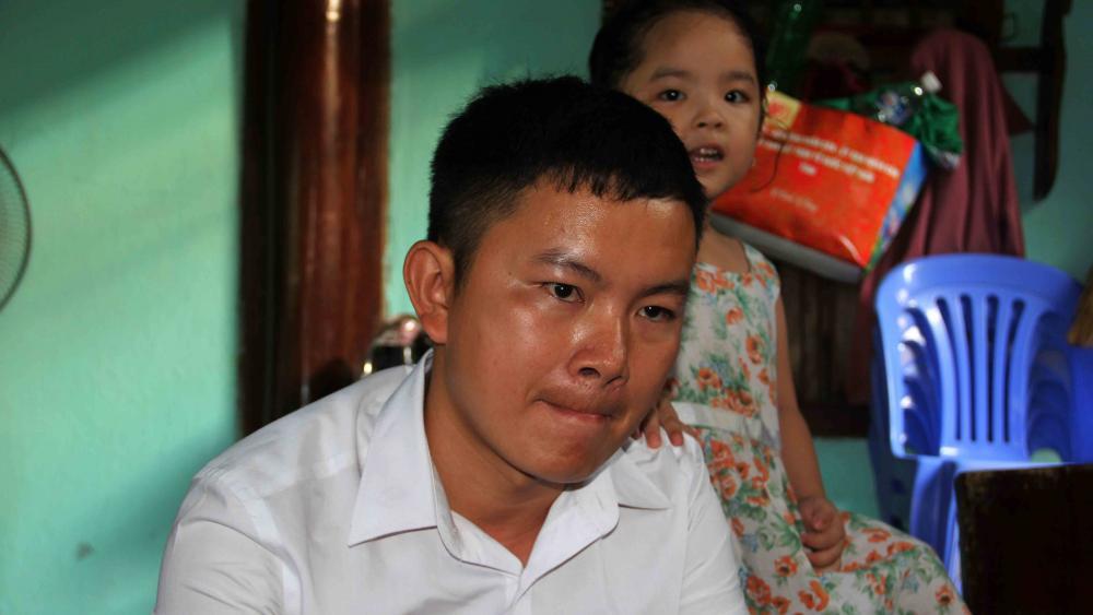 Anh Trịnh Thanh Hoàng xúc động trước sự trở về kỳ diệu của bố