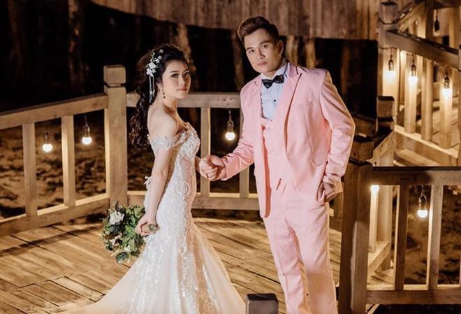 Lâm Chấn Huy kết hôn kín đáo.