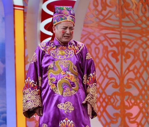 NSƯT Chí Trung là gương mặt kỳ cựu gắn bó với chương trình Táo Quân.
