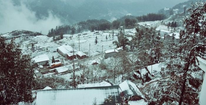 Mưa tuyết sẽ xuất hiện tại vùng cao Bắc bộ trong đợt rét này