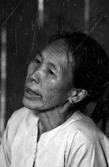 Bà Sầm Thị Đòng