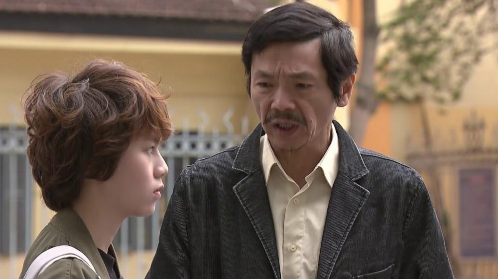 NSƯT Trung Anh nhận vai ông Sơn khi Về nhà đi con đã bấm máy được một tháng.