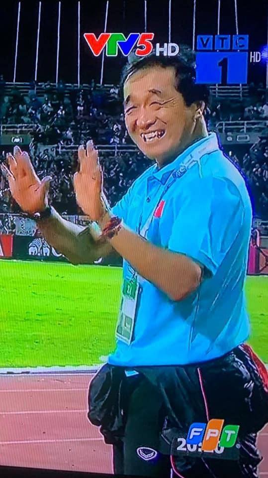 Nụ cười của thầy Lee Young Jin gây chú ý