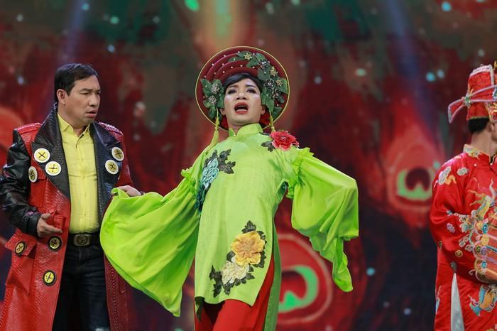 Nghệ sĩ Quang Thắng đánh giá khả năng diễn xuất của Công Lý