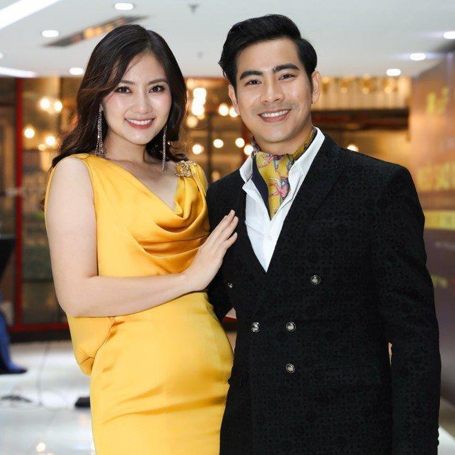 Thanh Bình và Ngọc Lan là cặp đôi đẹp của showbiz.