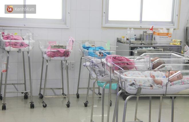Khoa Sơ sinh - bệnh viện Từ Dũ hiện đang chuẩn bị bàn giao 3 đứa trẻ đến trung tâm nuôi trẻ mồ côi tại TP.HCM.