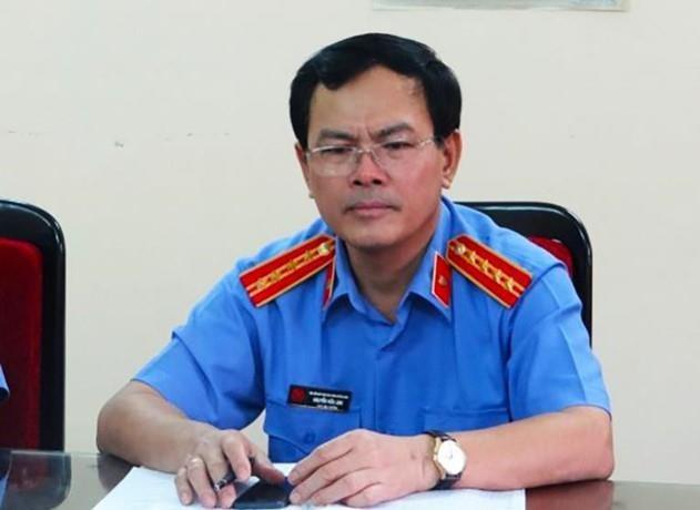 Bị can Nguyễn Hữu Linh