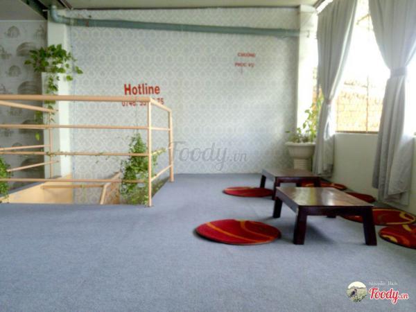 Không gian khang trang ở Cosy. (Nguồn: foody.vn)