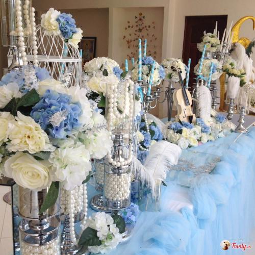 Không gian tổ chức tiệc cưới lý tưởng. (Nguồn: foody.vn)