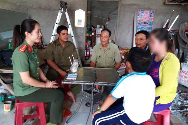 Trà Vinh : Cảnh giác người lạ dựng chuyện đón học sinh tan trường