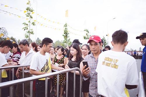 Lễ hội bia Sư Tử Trắng tại Trà Vinh được tổ chức quy mô và an toàn.