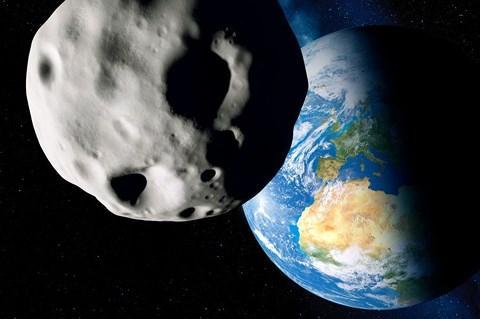 Tiểu hành tinh 2018 CB sẽ vụt qua Trái Đất ở khoảng cách gần
