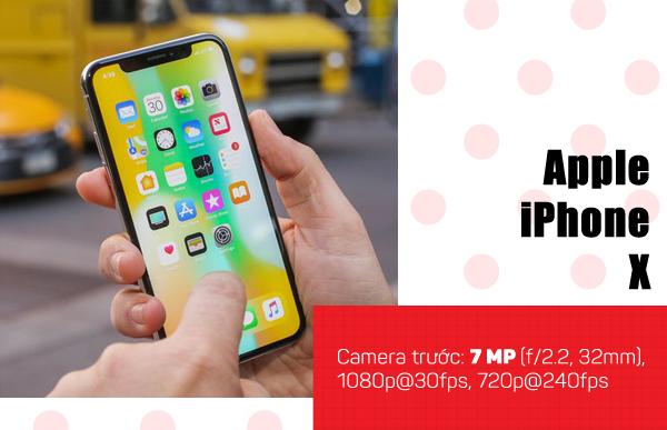 Giá bán cao khiến iPhone X không phải chiếc máy dành cho tất cả mọi người. Giá tham khảo: 29.99 triệu đồng.