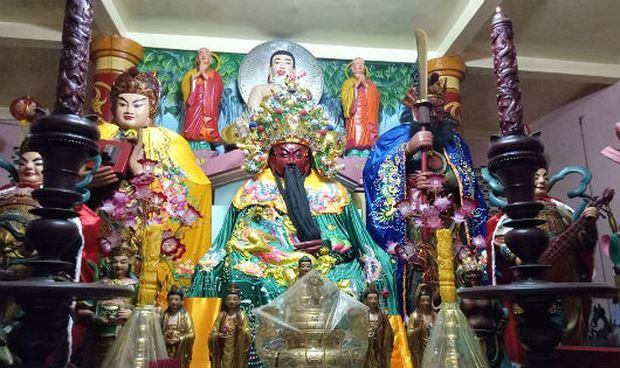 Pho tượng Phật Già Lam lớn nhất ĐBSCL