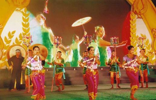 Vũ điệu Khmer.