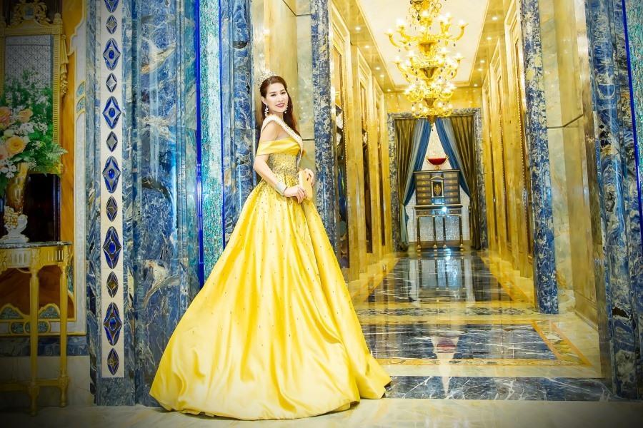 Hoa hậu Diễm Kyly