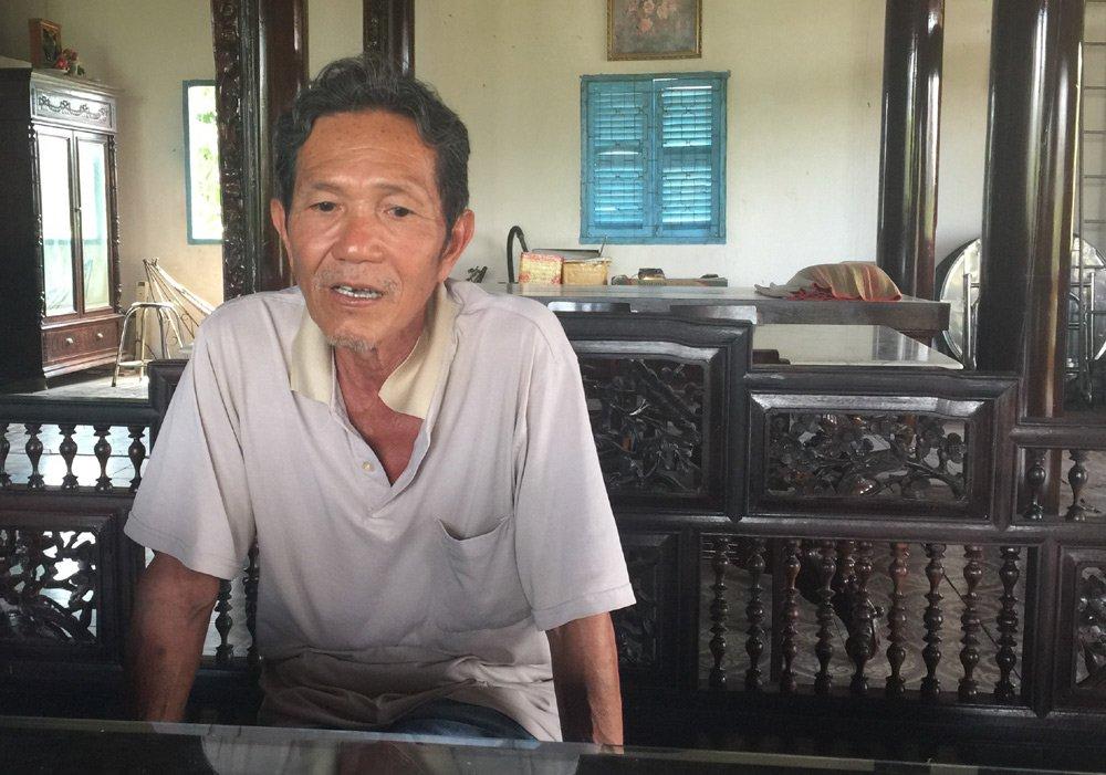 Ông Tư Xuân, chủ nhân 1 trong 4 ngôi nhà cổ