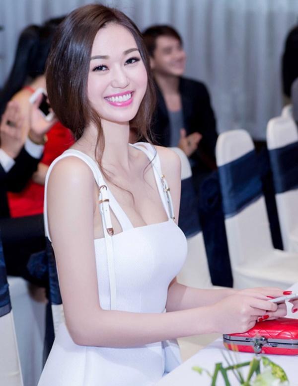 Khánh My trong cuộc thi Bước nhảy hoàn vũ 2016