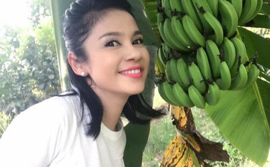 Việt Trinh chọn cách sống bình lặng