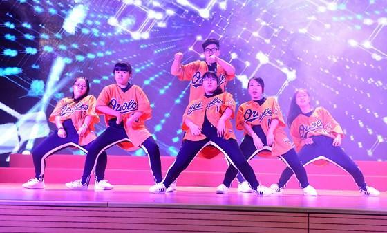 """""""We're all in this together"""" – bài nhảy sôi động của các em học sinh trường Quốc tế Bắc Mỹ (SNA) đoạt giải Nhì cuộc thi"""