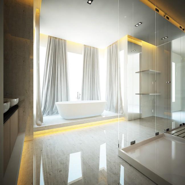 Không gian đẹp như mơ, ai nhìn cũng thích thú với vẻ đẹp đơn giản nhưng cũng đầy tinh tế.