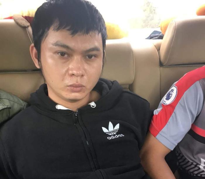 Công an tỉnh Tây Ninh bàn giao nghi phạm Hiếu cho Công an TPHCM.