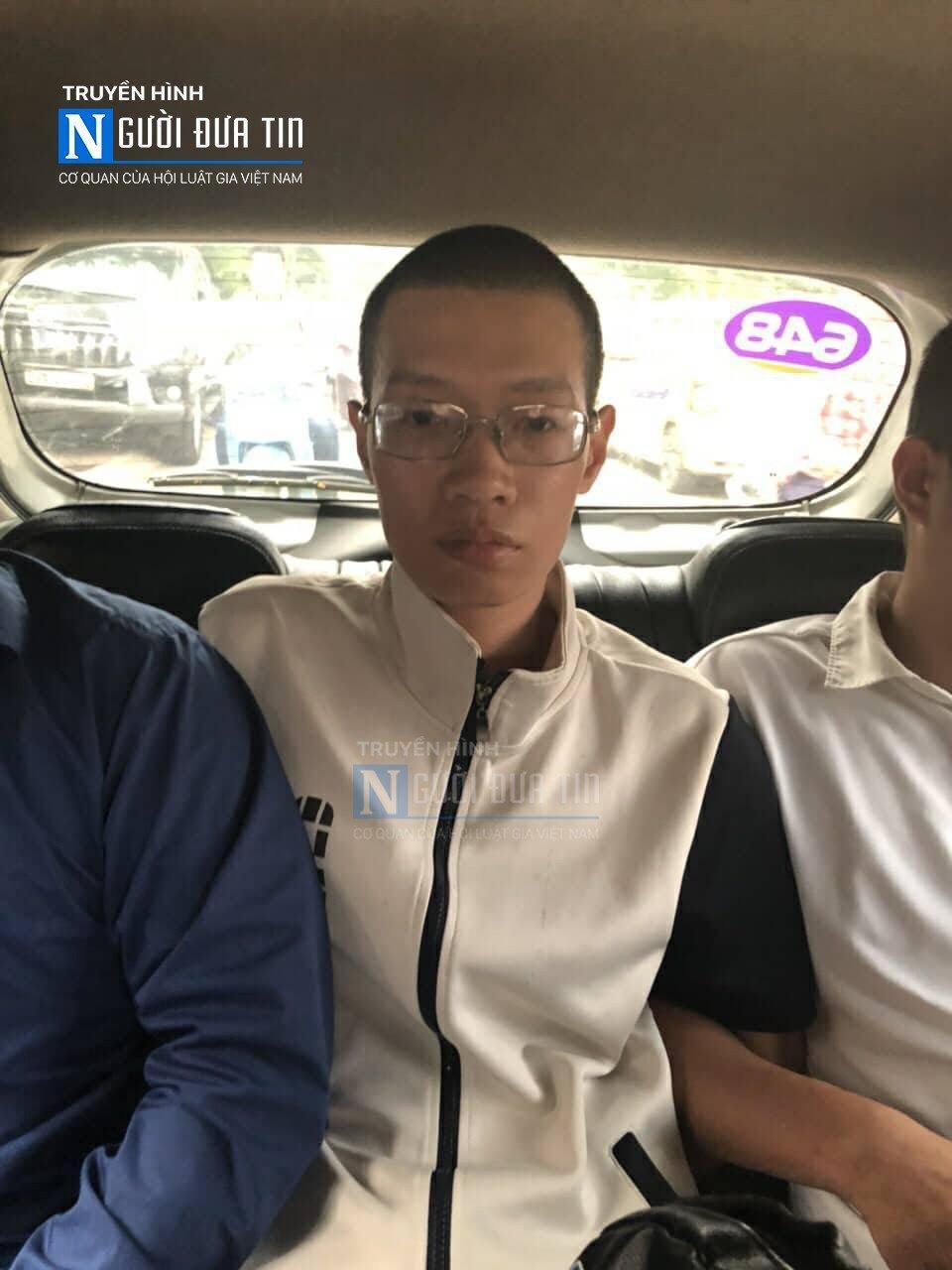 Nghi phạm Nguyễn Anh Tú.