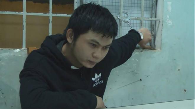 Hiếu bị bắt giữa sau khi sát hại bạn gái cũ và phân xác phi tang ở Tây Ninh.