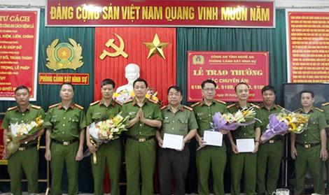 Đối tượng Nguyễn Văn Quân tại CQĐT.