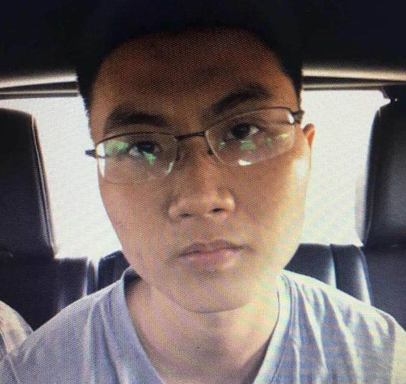 Nam được xác định là người đã đặt bom và cho nổ ở trụ sở Công an phường 12, quận Tân Bình. Ảnh CA.