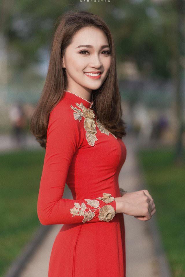 Người đẹp 9x Ngọc Nữ khi thi Hoa hậu Hoàn vũ 2017