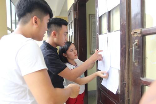 Theo thống kê ban đầu, Nghệ An có 11 điểm 10 tại kỳ thi THPT quốc gia 2018