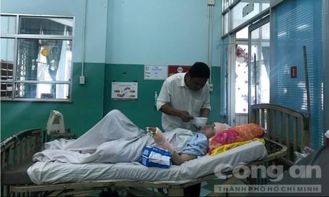 Hai nạn nhân bị Sơn truy sát đã qua cơn nguy kịch