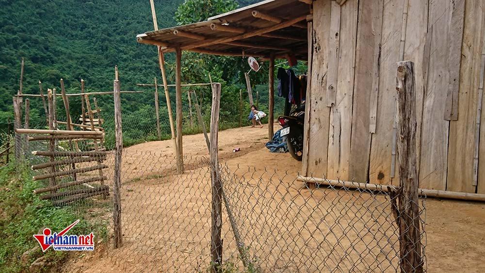 Bản Xốp Mạt đang được triển khai xây dựng là bản nông thôn mới của xã Lượng Minh