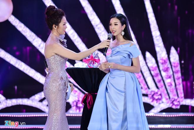 Thúy An giành ngôi vị Á hậu 2 và lọt top 5 Người đẹp Nhân ái cuộc thi Hoa hậu Việt Nam 2018. Cô cũng được đánh giá có tiềm năng ngay từ đầu.
