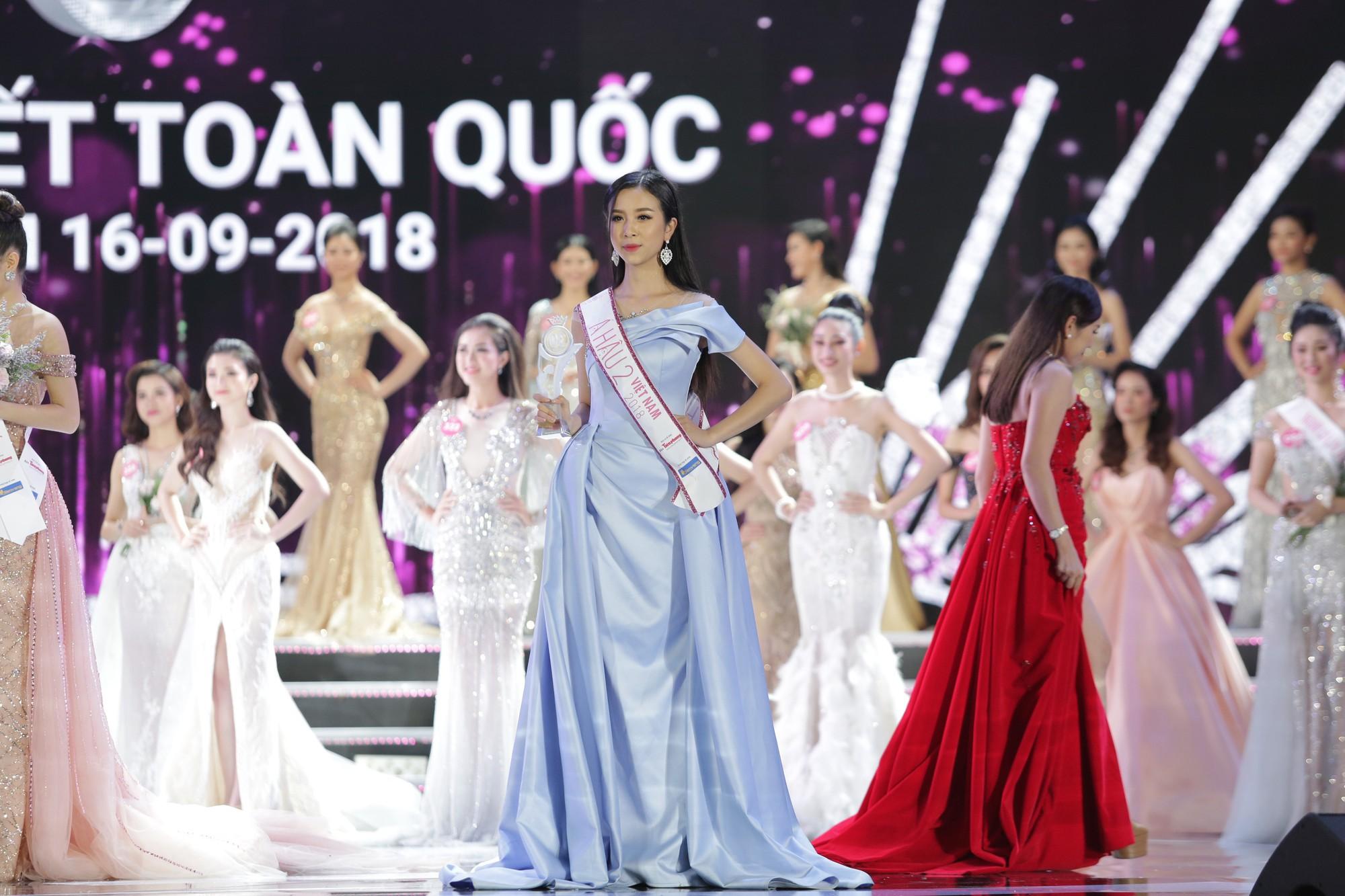 Nguyễn Thị Thúy An chính là Á hậu 2 của cuộc thi năm nay