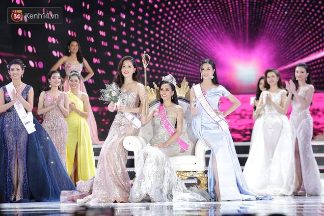 Nhan sắc Hoa hậu, Á hậu 1, Á hậu 2 của Hoa hậu Việt Nam 2018