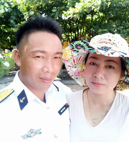 Chị Thương lấy chồng 8 năm nhưng tính tổng thời gian bên chồng chưa đầy 12 tháng. Ảnh: B.T.