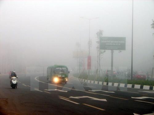 Dự báo thời tiết ngày mai 19/2, Bắc Bộ có mưa, sáng sớm có sương mù, trời chuyển lạnh. Ảnh minh họa: TTXVN