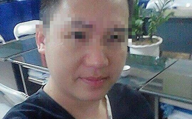 Nghi phạm Nguyễn Việt Anh.