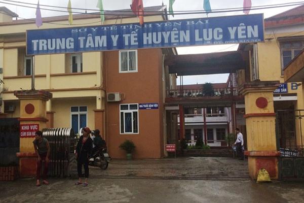 Trung tâm Y tế huyện Lục Yên hiện đã tạm ngưng các kĩ thuật có sử dụng phương pháp gây tê tuỷ sống