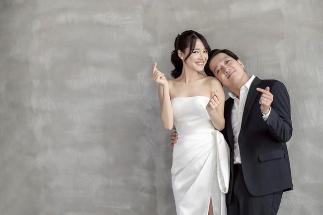 Nhã Phương và Trường Giang cưới sau những lùm xùm của riêng Trường Giang