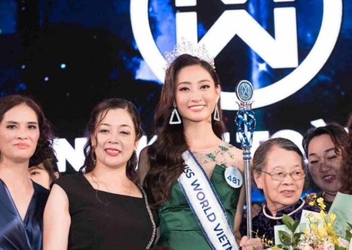 Tân Hoa hậu Thế giới Việt Nam có mẹ giữ chức vụ cao tại tỉnh Cao Bằng.