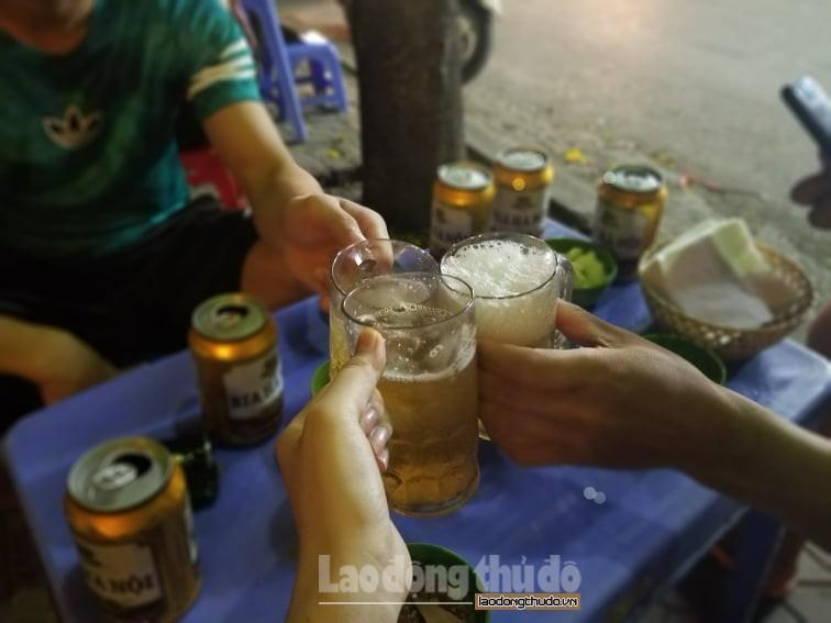 Từ ngày 1/1/2020, chính thức cấm việc ép buộc, xúi giục người khác uống rượu, bia