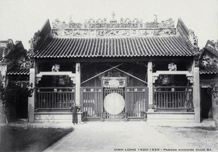 Một hình ảnh khác về chùa Bà. Ảnh tư liệu.
