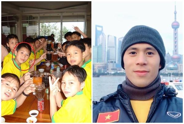 Trần Đình Trọng là cầu thủ Hà Nội được đánh giá có khả năng phán đoán, lối chơi dũng mãnh và không ngại va chạm. Anh trở thành