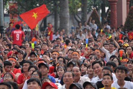 Mặc dù thua nhưng U23 Việt Nam vẫn là nhà vô địch trong trái tim người hâm mộ bóng đá Việt Nam.